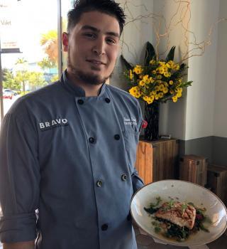 Chef Steven Fabretti