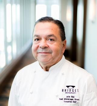 Chef Julio Diaz
