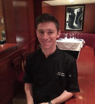 Chef Matt Nabor