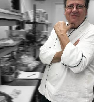 Chef Scott Harrison - Chef Bio