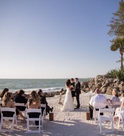 Siesta Key Wedding