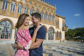 Couple at Ringling