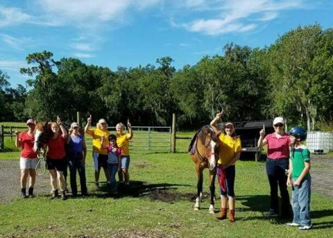 $5 Off a 30 Minute Intro to Trail Recreational Ride - Prospect Riding Center