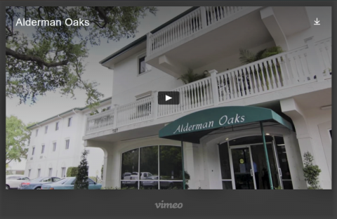 Exciting New Alderman Oaks Video! - View this Exciting New Alderman Oaks Video!