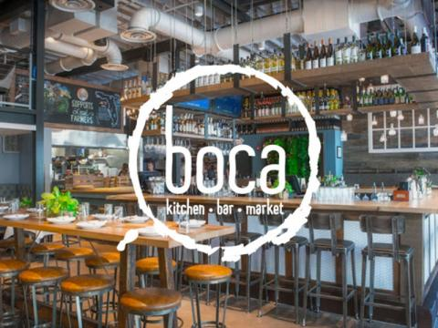 Boca Kitchen Bar & Market