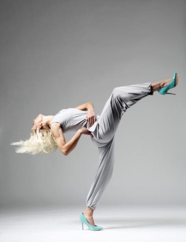 SCD Company Member, Claudia-Lynn Rightmire - Photo by Sorcha Augustine