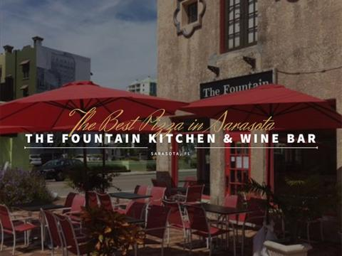 The Fountain Kitchen & Wine Bar - Listing
