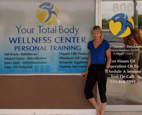 Your Total Body Wellness Center - Walk through these doors to discover and experience your optimal health.