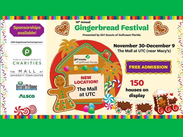 10th Annual Gingerbread Festival