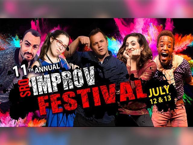 11th Annual Sarasota Improv Festival