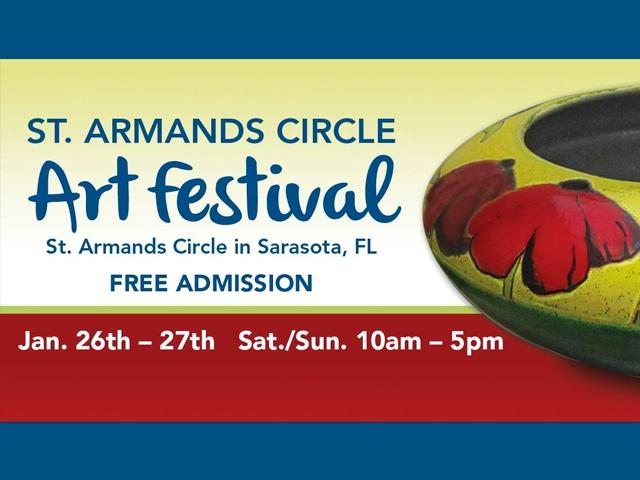 16th Annual St. Armands Circle Art Festiva