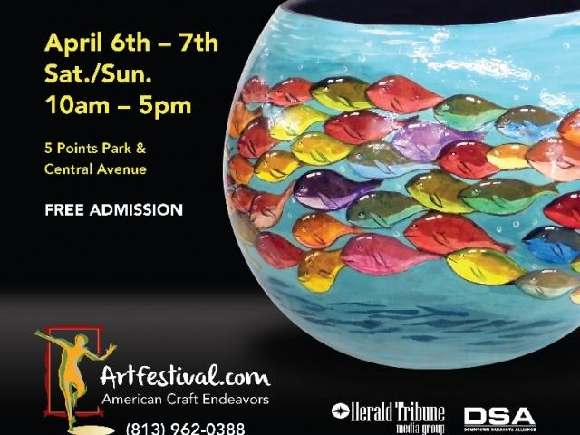 17th Annual Downtown Sarasota Art & Craft Festival