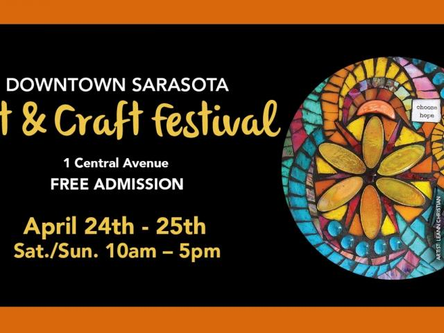 18th Annual Downtown Sarasota Art and Craft Festival