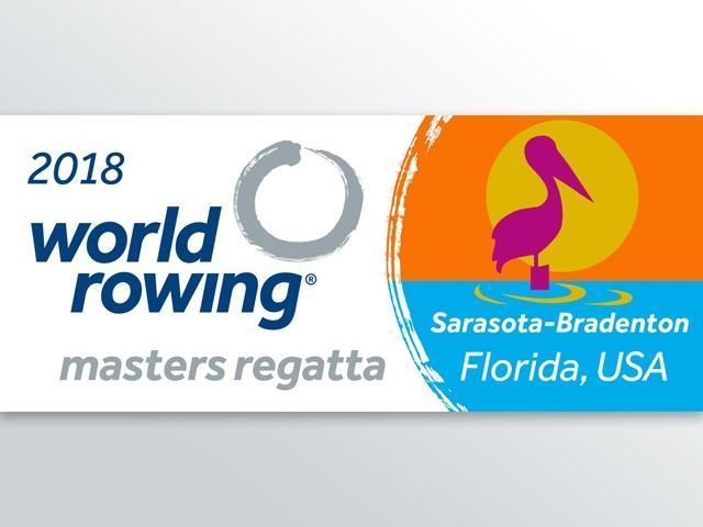 2018 World Rowing Masters Regatta
