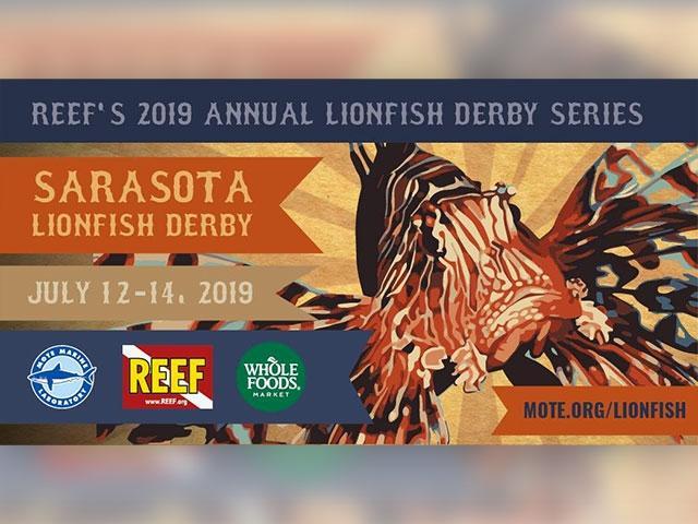2019 Annual Lionfish Derby