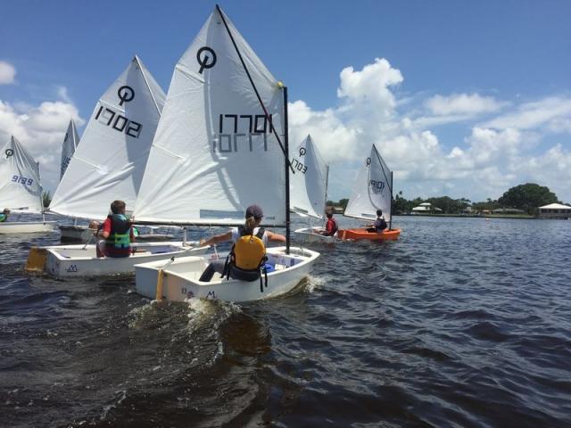 2019 Spring Break Learn to Sail Week