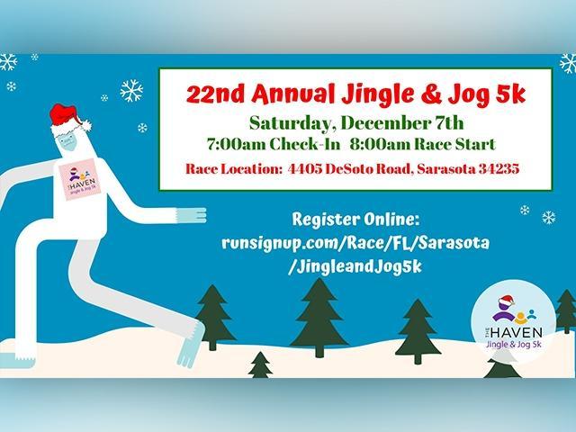 22nd Annual Jingle & Jog 5K