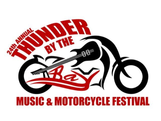 Thunder By The Bay Logo