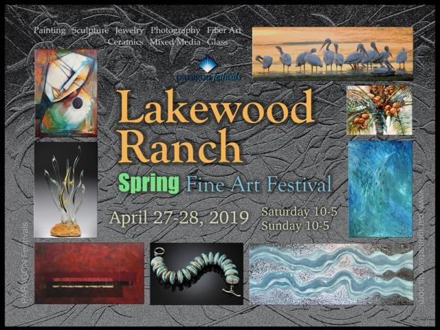 2nd Annual Lakewood Ranch Spring Fine Art Festival