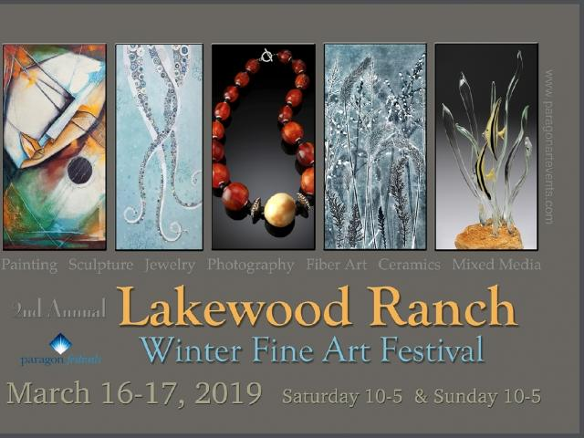2nd Annual Lakewood Ranch Winter Fine Art Festival