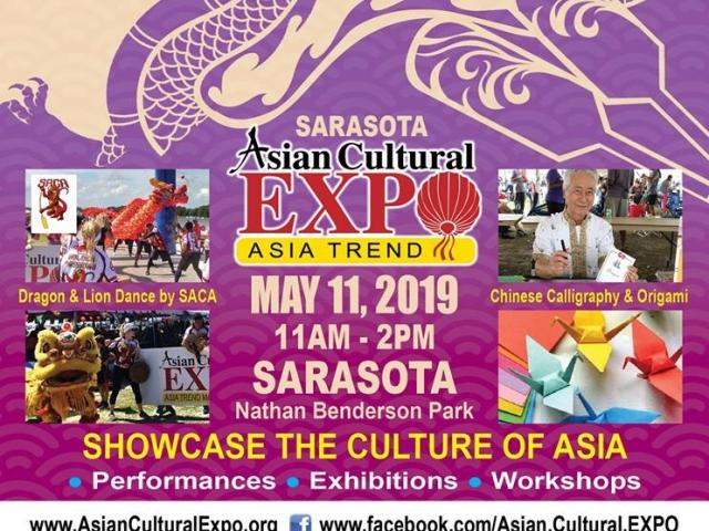 2nd Annual Sarasota Asian Cultural EXPO