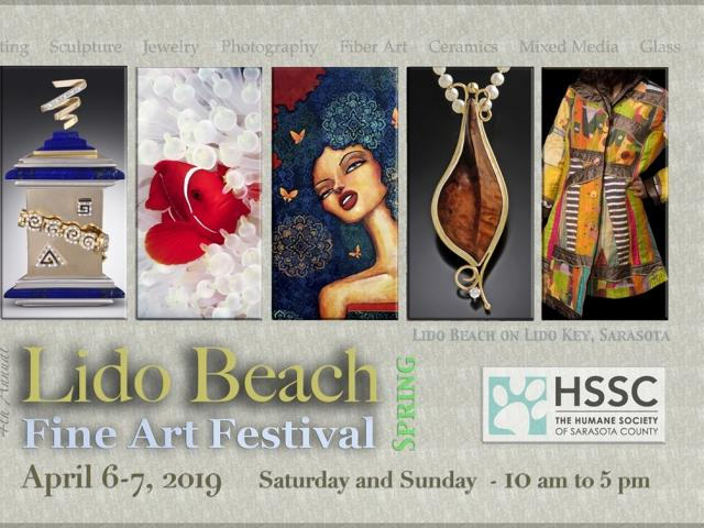 4th Annual Lido Beach Spring Fine Art Festival