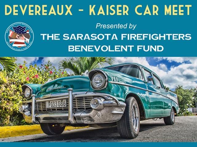 50th Annual Devereaux - Kaiser Car Meet