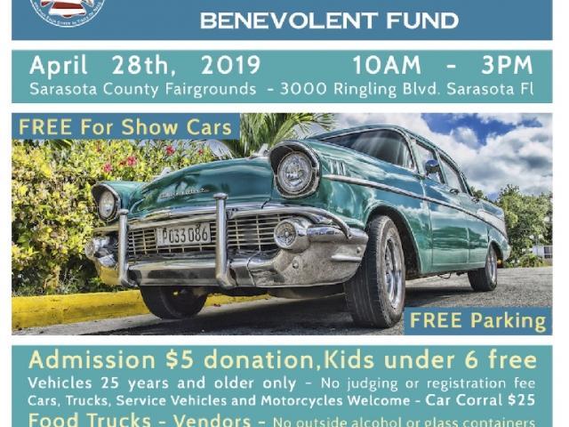 50th Annual Devereaux- Kaiser Car show