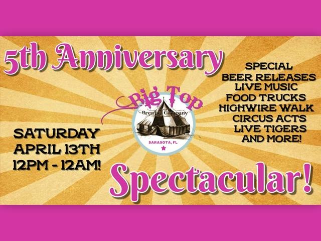 5th Anniversary Spectacular!