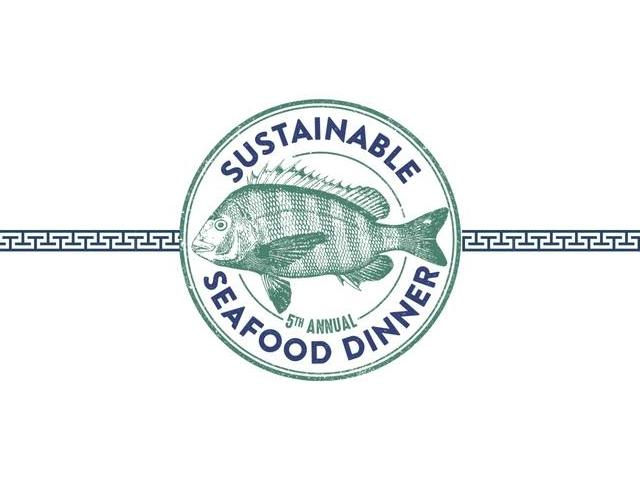 5th Annual Sustainable Seafood Dinner - Save the Date