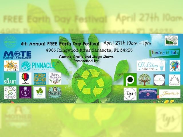 6th Annual Free Earth Day Festival