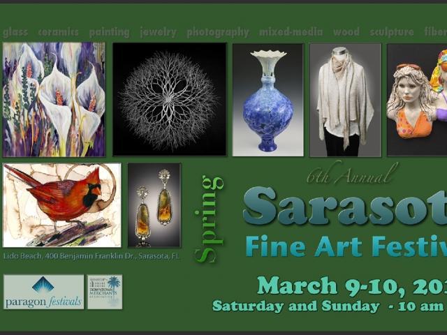 6th Annual Sarasota Spring Fine Art Festival