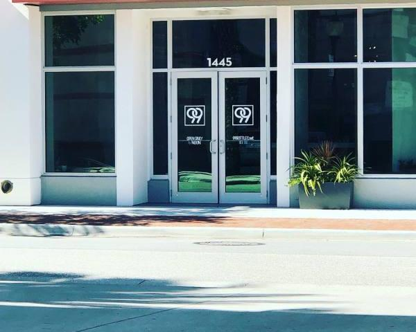 99 Bottles Taproom & Bottle Shop - located at 1445 2nd Street in Downtown Sarasota -- right across the street from Whole Foods