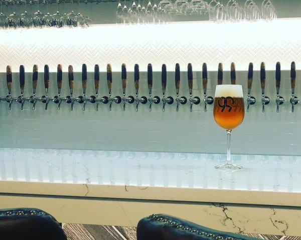99 Bottles Taproom & Bottle Shop - a rotating selection of craft beers, kombucha, and cold brew coffee from 34 draft taps...