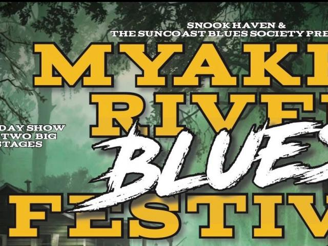 9th Annual Myakka River Blues Festival