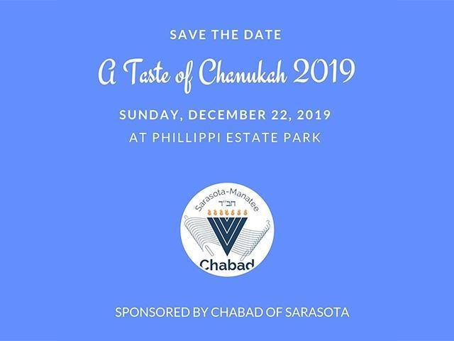 A Taste of Chanukah 2019