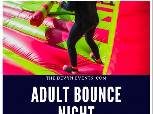 Adult Bounce Night