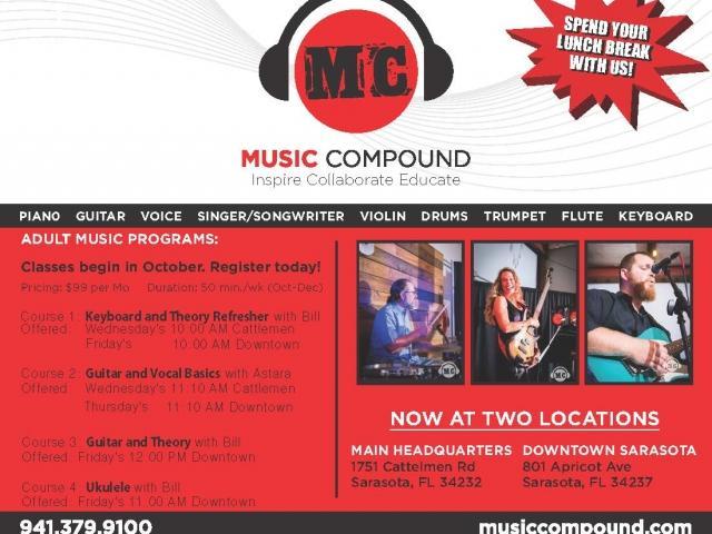 Adult Music Program course 2: Guitar and Vocal Basics With Astara