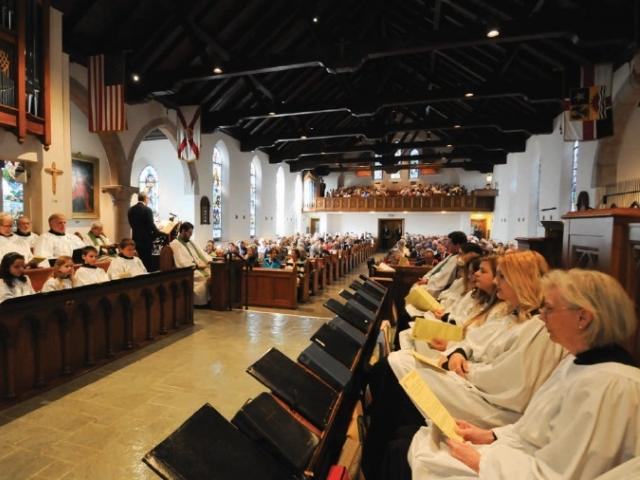 the Choirs of Church of the Redeemer
