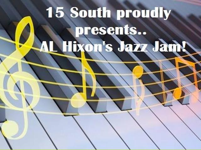 Al Hixon's Jazz Jam - Every Monday Night!