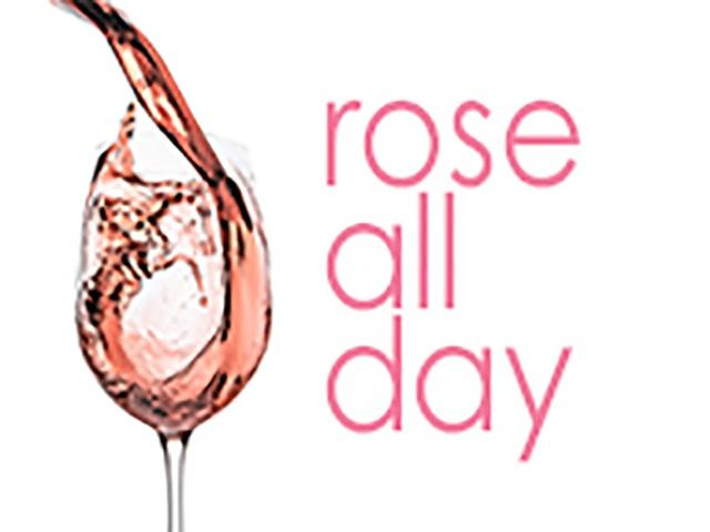 Rosé all day at element