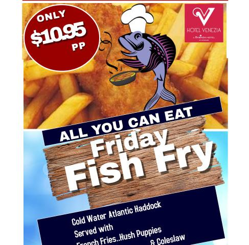 All You Can Eat Fish Fry
