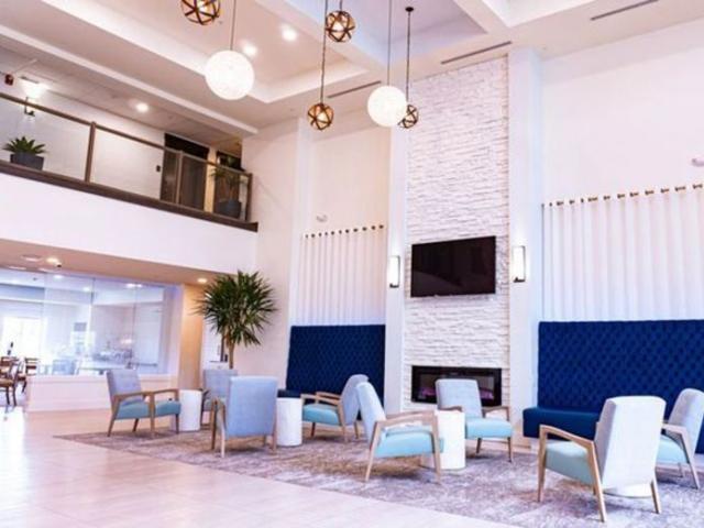 Brand New Lobby - Brand New Lobby