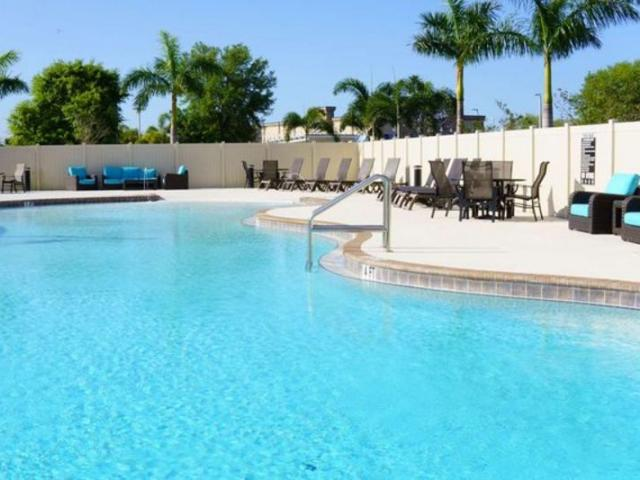 Resort-style pool and sundeck - Resort-style heated pool and sundeck