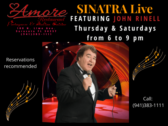 Sinatra Live Featuring John Rinell