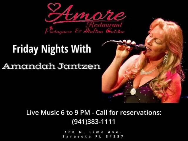 Friday Nights with Amandah Jantzen