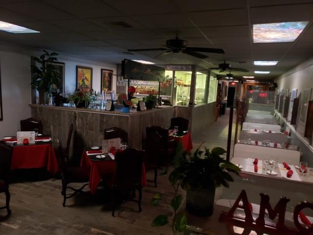 Amore Restaurant Entrance