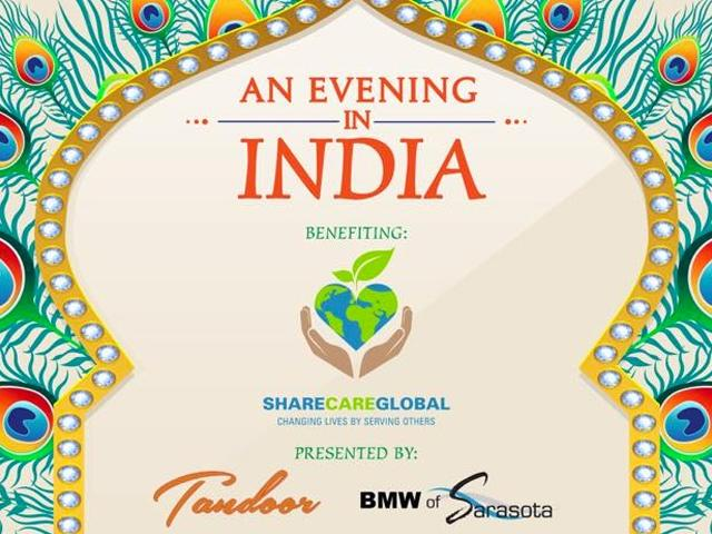 An Evening In India