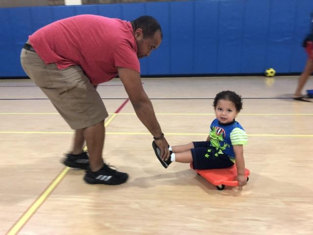 Arlington Park  Family Fun Night in the Gym (FREE Event)