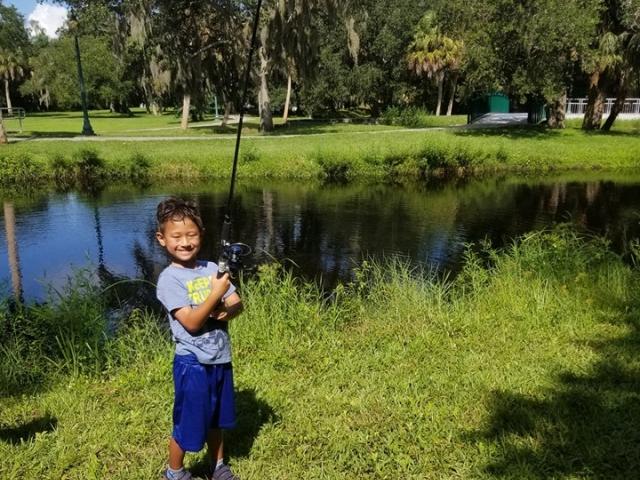 Arlington Park  FREE Fishing Clinic